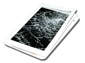 Repair Cracked iPhone iPad tablet screen